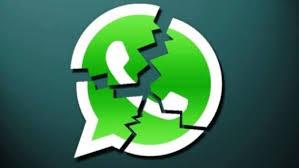 Whatsapp uninstall challenge