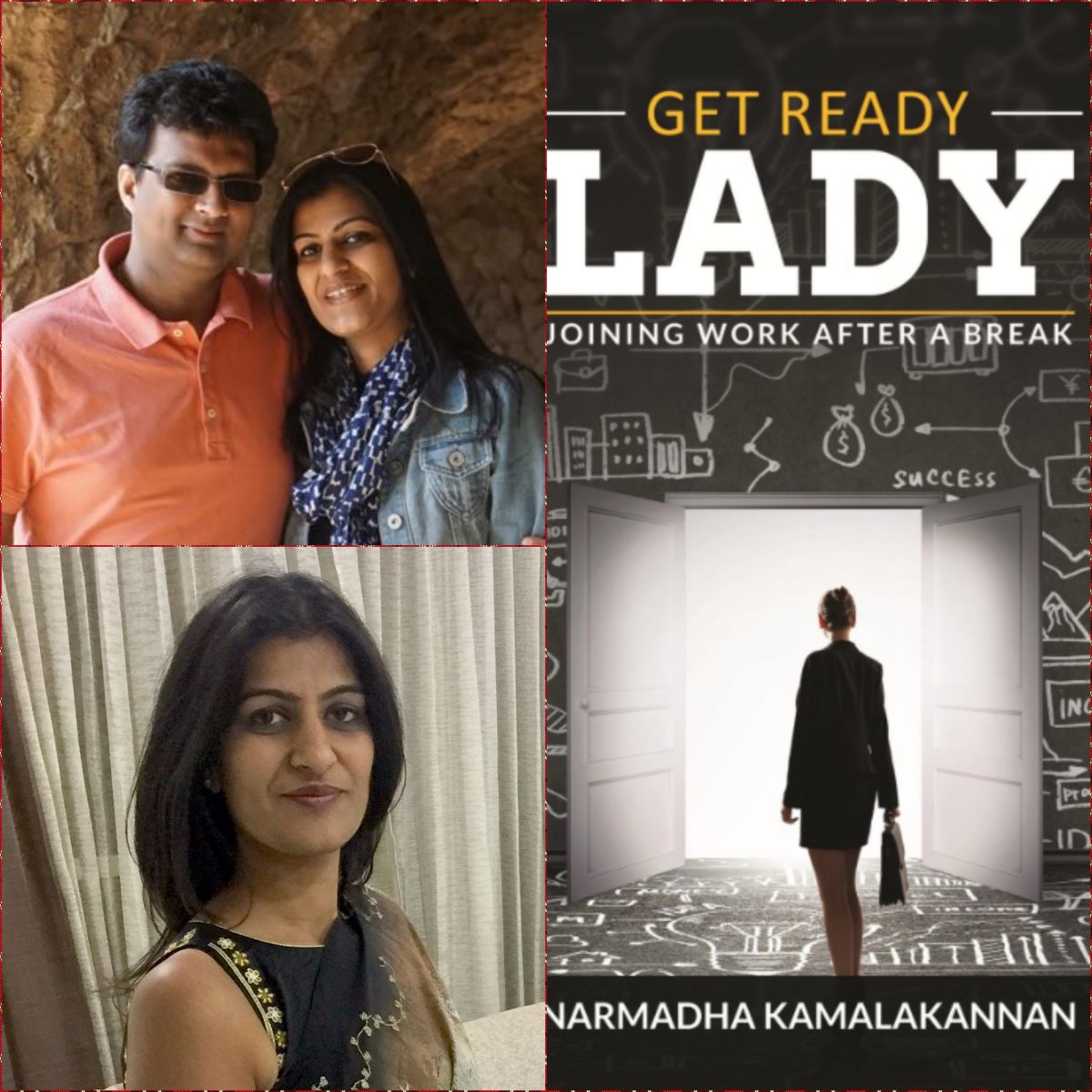 GET READY LADY Interview Series : Dr Vijay talks about his 'Awe-inspiring wife' Dr Suruchi