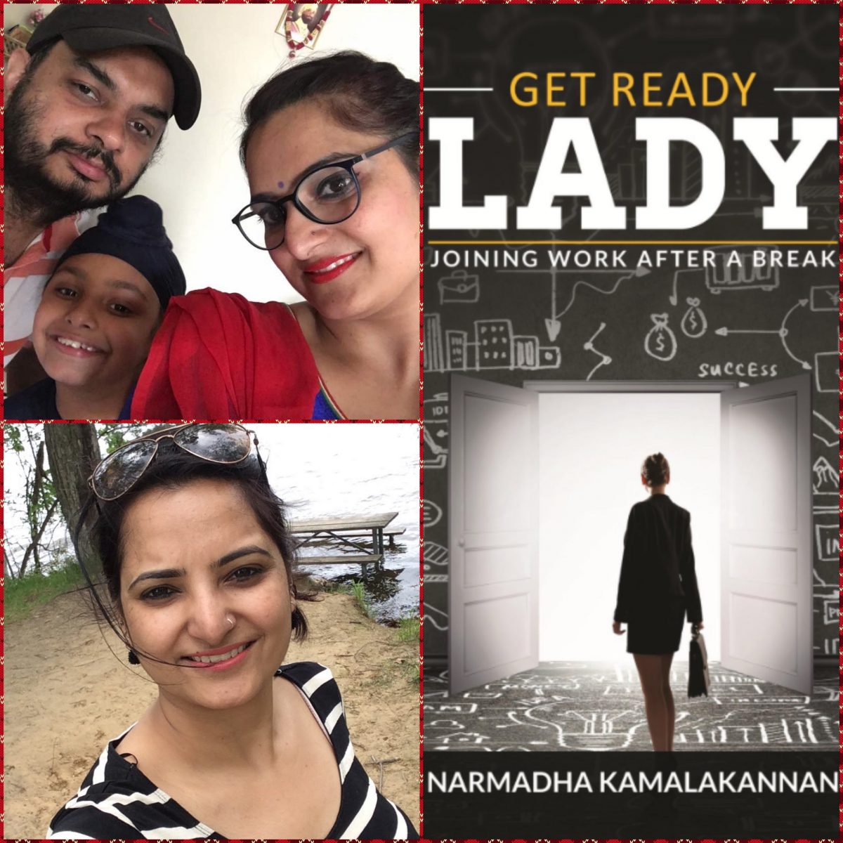 GET READY LADY Interview Series : Chandan talks about his Energetic wife Namrata – Accounts Teacher