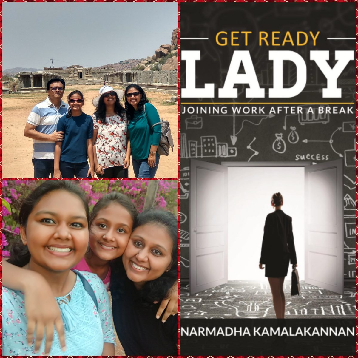 GET READY LADY Interview Series : Bhupesh talks about his Stylish wife Nandita , Founder – Prismatic Image Consulting