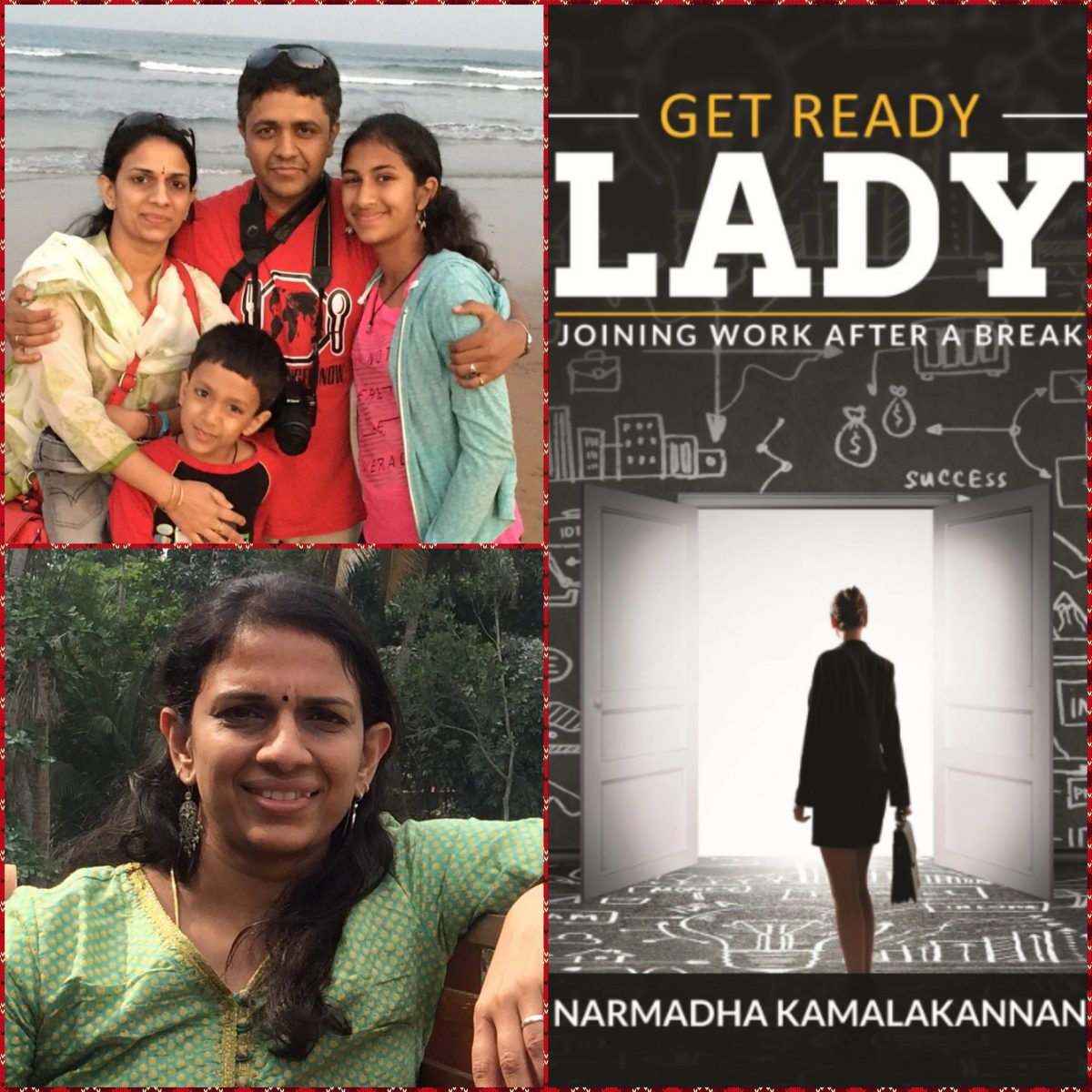 GET READY LADY Interview Series : Ravi talks about his 'Bold&Beautiful' Wife Sona – Director, Novak Professional Solutions