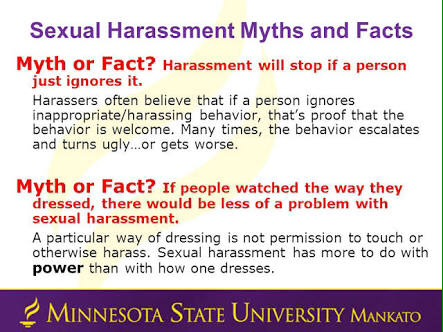 Simple Seven Tips : How to handle harassment at workplace