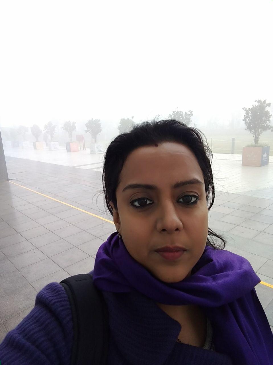 Cute photo story #27 Fog and Flu