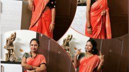 Saree gama : Pom pom sarees