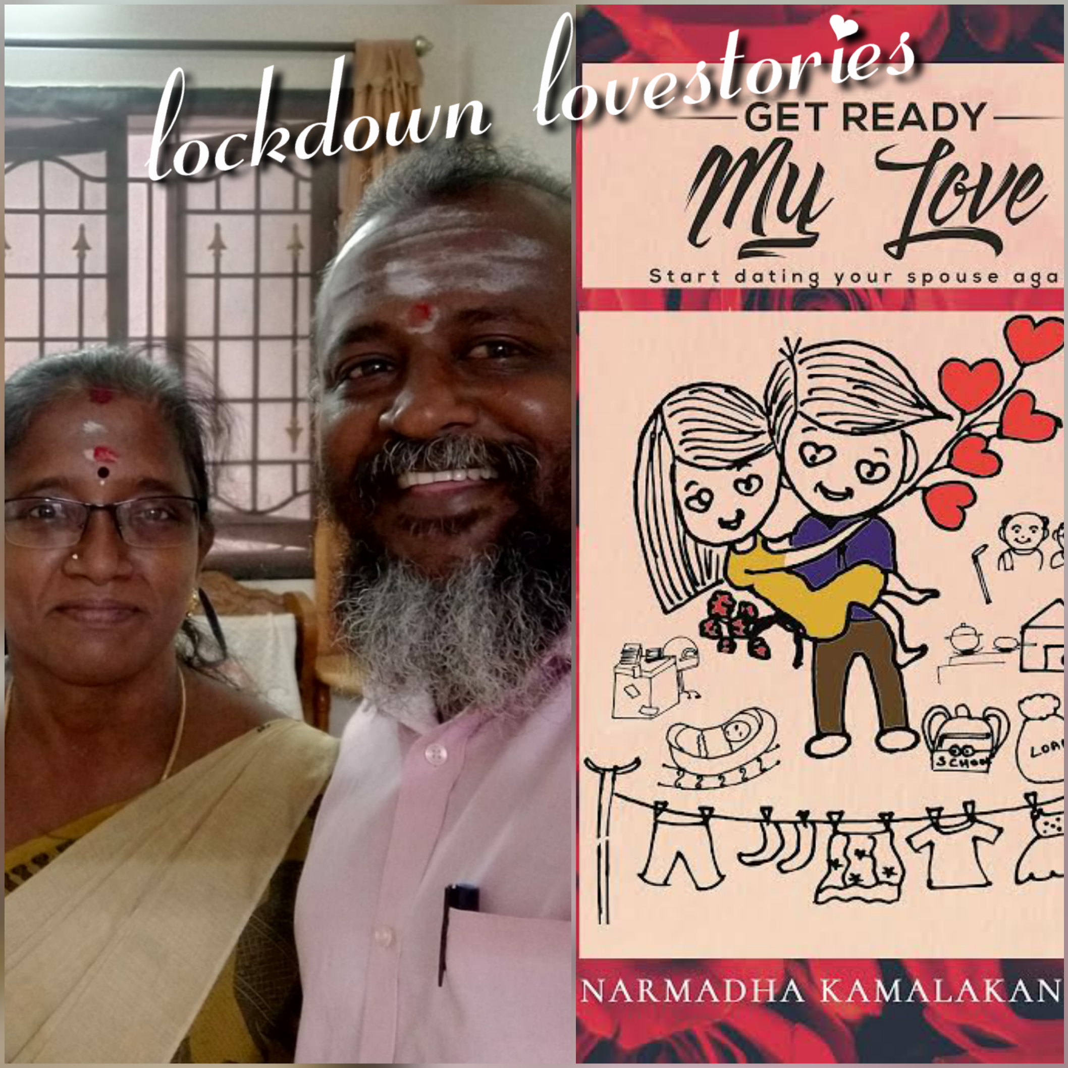 Lockdown Lovestory #1: Motivation in marriage – Life of Mr.Bala & Mrs.Prema