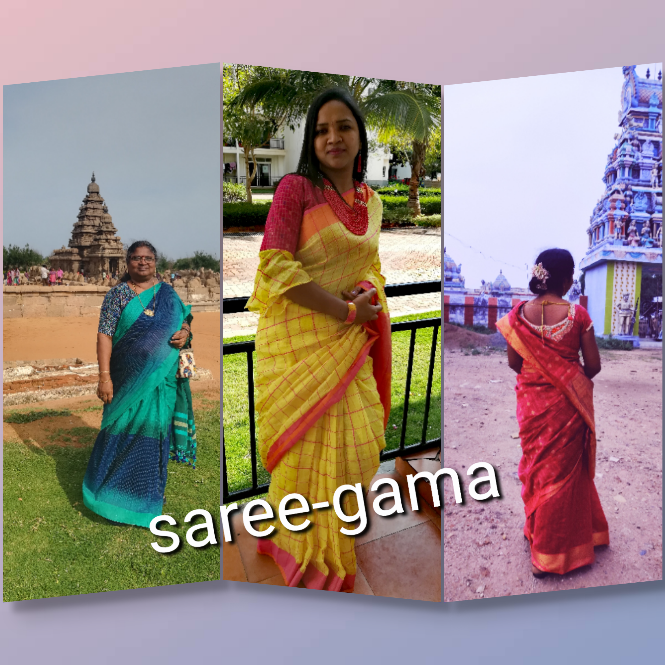 Choosing the right blouse : Saree-gama