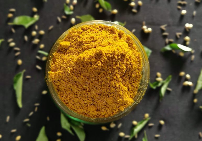 "The flavour of ""sambar turmeric"""