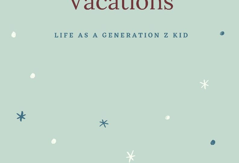 THE GEN-Z TOWN GIRL- VACATIONS