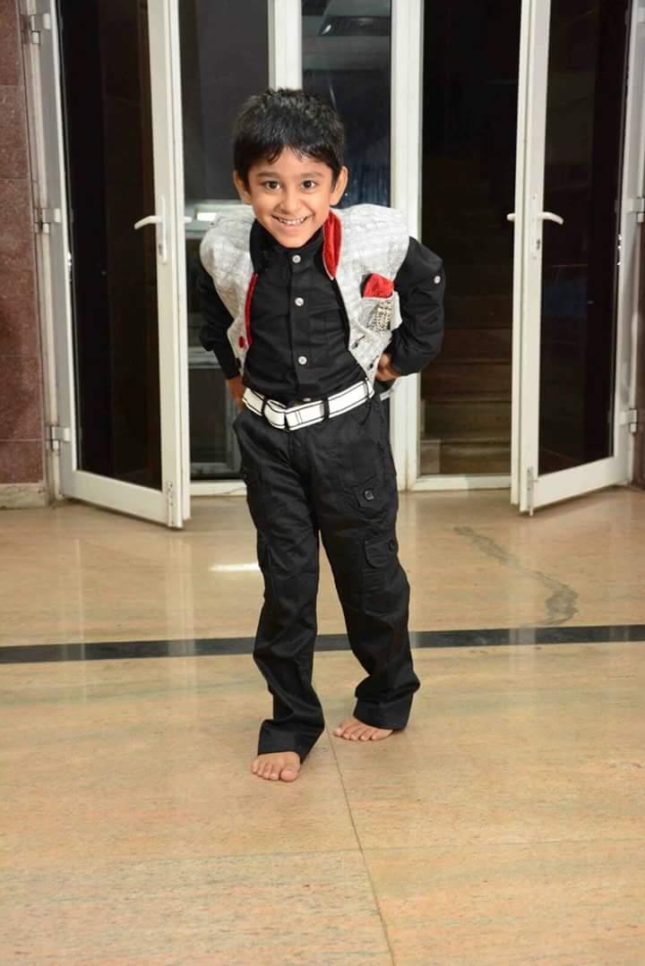 Cute Photo Story #4 The Billa Boy