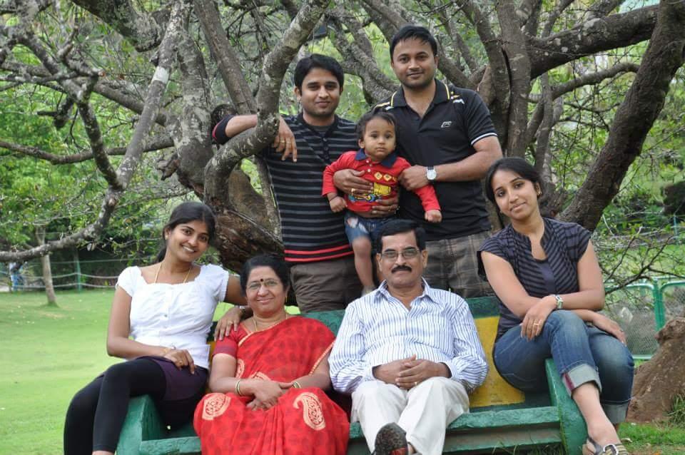 Cute Photo Story #5 The family tree