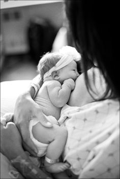 Simple Seven Tips : The art of breastfeeding