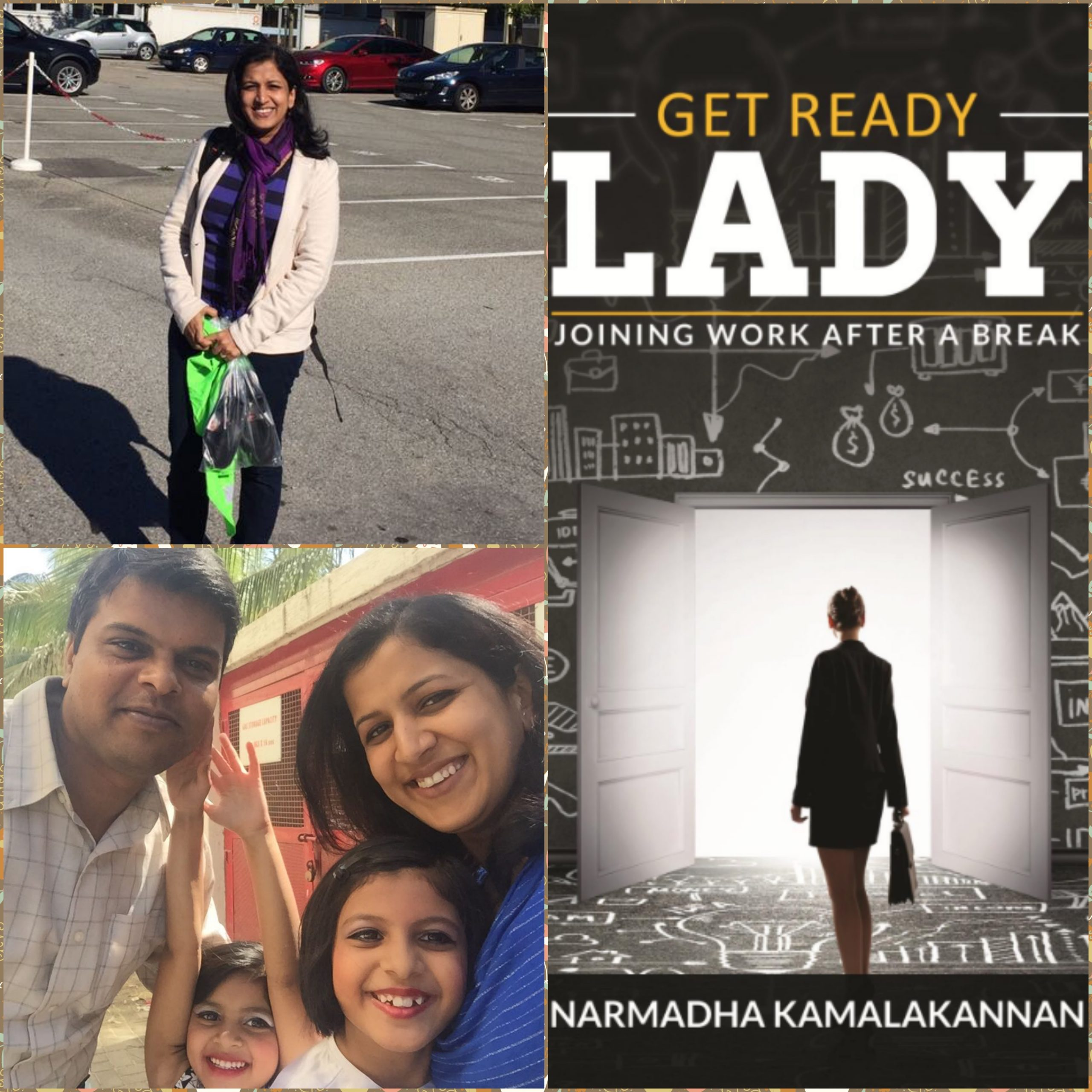 GET READY LADY Interview Series : Deepan talks about Manju, Senior SAP Engineer