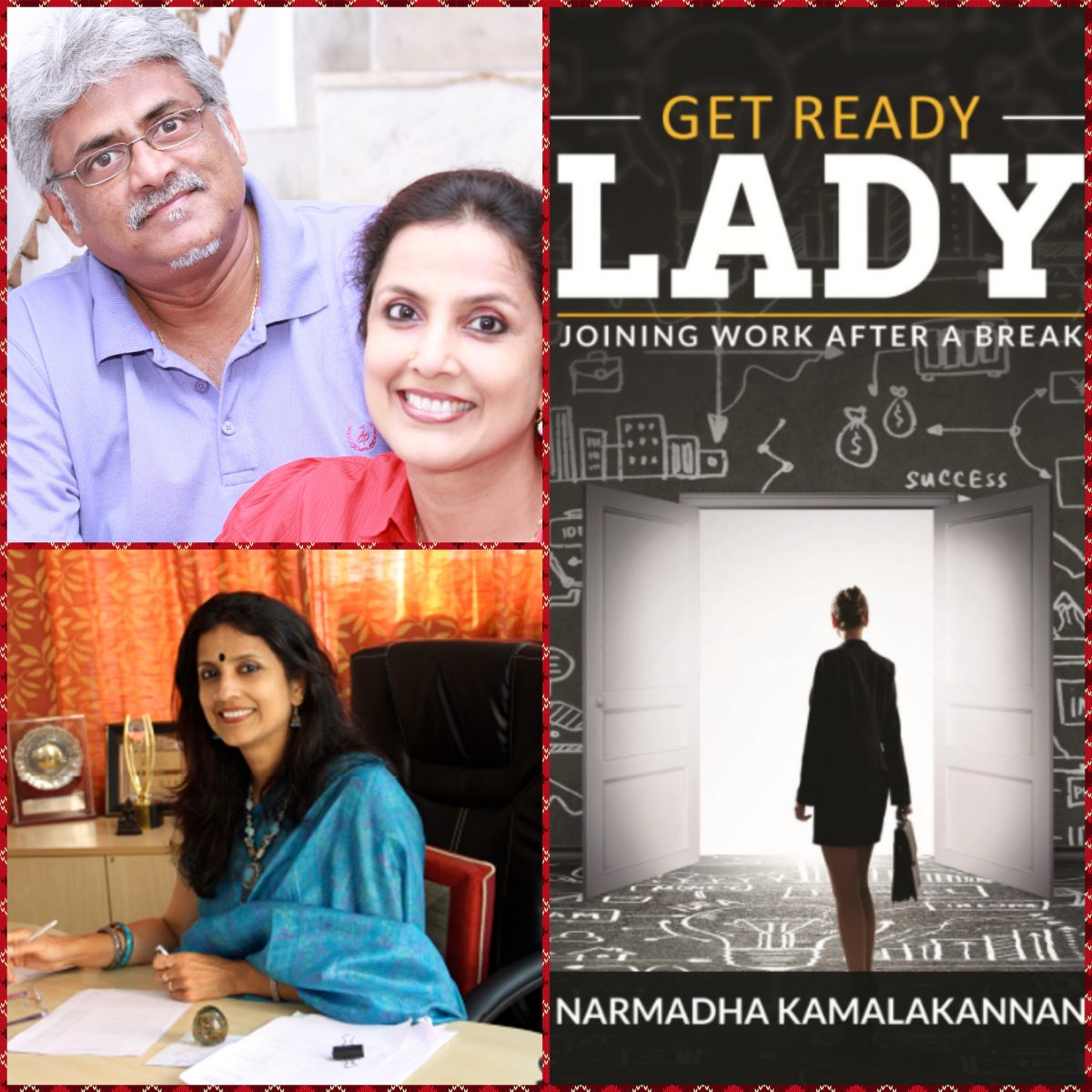 GET READY LADY Interview Series : Hari Menon talks about his Dashing & Super Efficient Wife Shanthi Menon, Founder Principal of Deens Academy