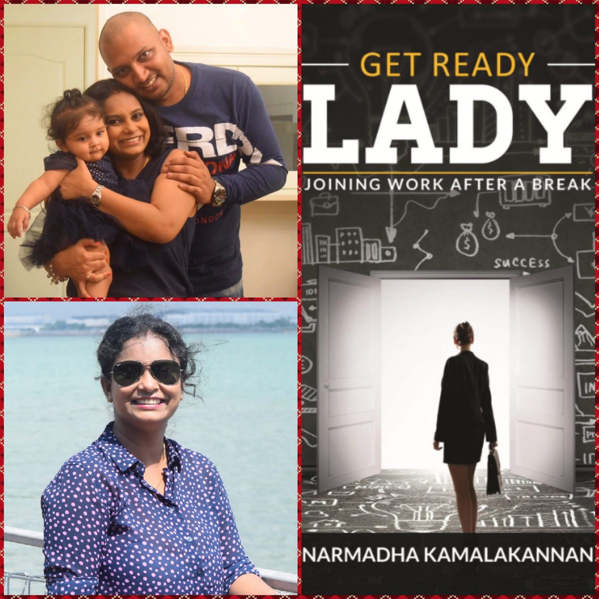 GET READY LADY Interview Series : Ankit talks about his WINNER wife Sneha, Manager , Application Services