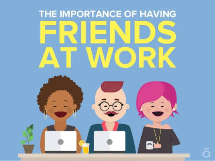 Friendship or Professionalism?