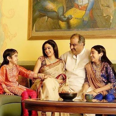 Dedicated to dear Sridevi'S family