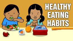 Eating habits vs Five senses