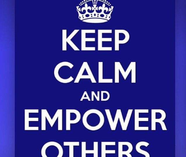 A different dimension on empowering