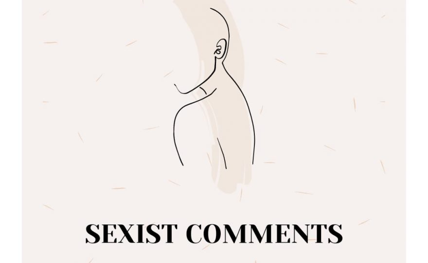 THE GEN-Z TOWN GIRL-SEXIST COMMENTS